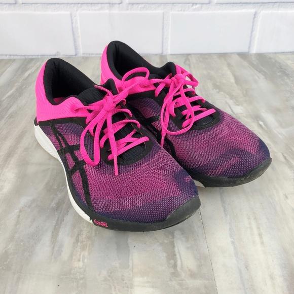 Asics Rush 7 Shoes Poshmark Size Running Fusex g4H4OT
